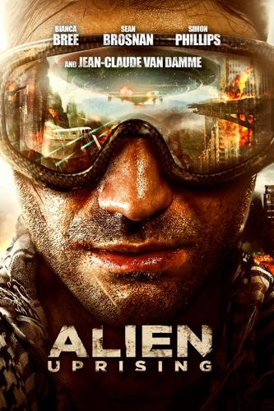 Alien Uprising [DVD] [2012] 21457381