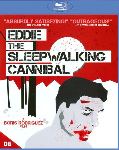 Eddie the Sleepwalking Cannibal [Blu-ray] [2011] 21458292
