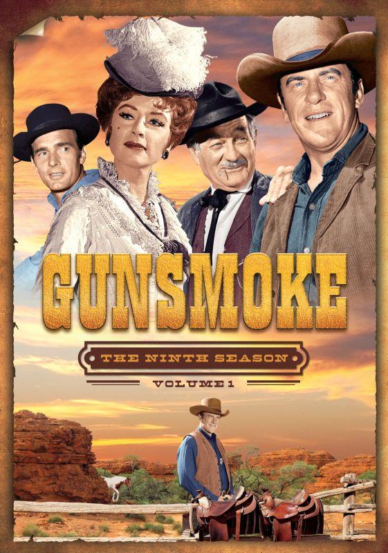 Gunsmoke: The Ninth Season, Vol. 1 [5 Discs] [DVD] 21475168