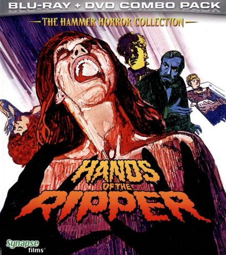 Hands of the Ripper [Blu-ray] [1971] 21476652