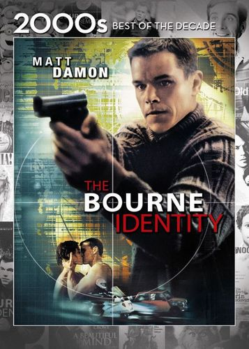 The Bourne Identity [DVD] [2002] 21483558
