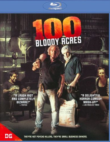 Image of 100 Bloody Acres [Blu-ray] [2012]