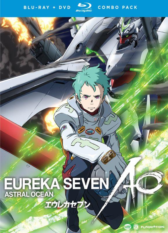 Eureka Seven: AO, Part 1 [8 Discs] [Blu-ray/DVD] 21492765