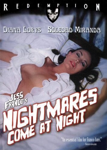 Nightmares Come at Night [DVD] [1970] 21493106