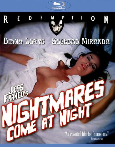Nightmares Come at Night [Blu-ray] [1970] 21493179