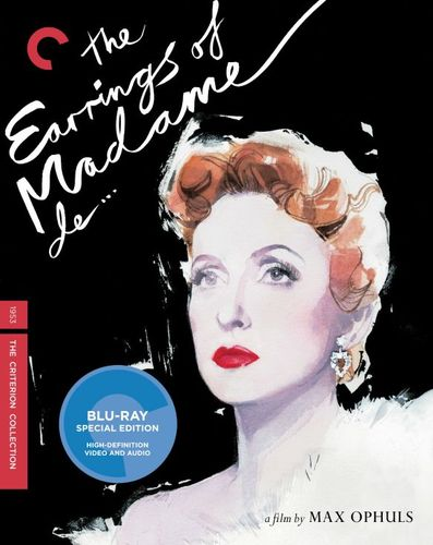 The Earrings of Madame De. [Criterion Collection] [Blu-ray] [1953] 21501373
