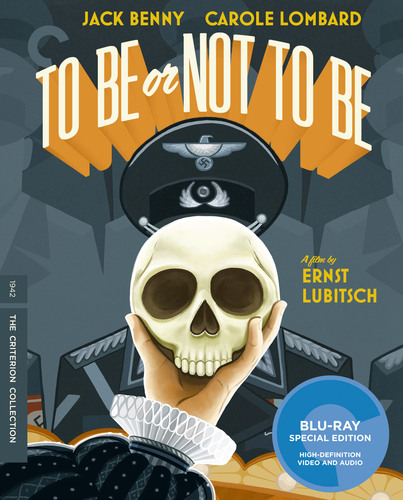 To Be or Not to Be [Criterion Collection] [Blu-ray] [1942] 21501391