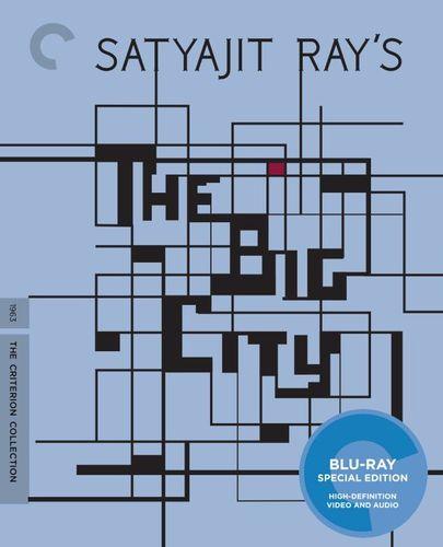 The Big City [Criterion Collection] [Blu-ray] [1963] 21501451