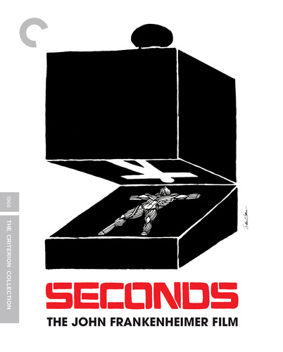 Seconds [Criterion Collection] [Blu-ray] [1966] 21501691