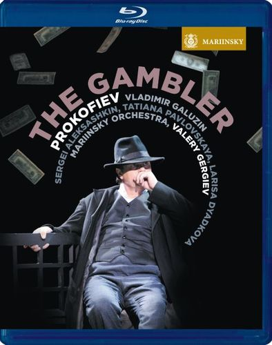 Prokofiev: The Gambler [Blu-Ray Disc] 21503662