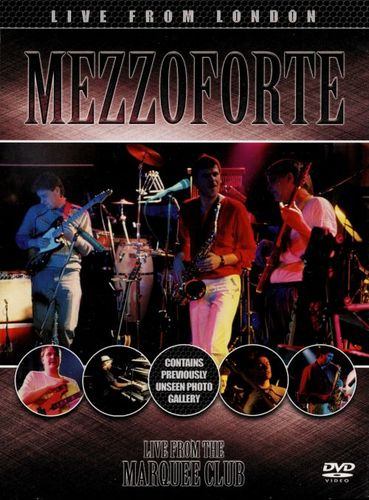 Live From the Marquee Club [DVD] 21507968