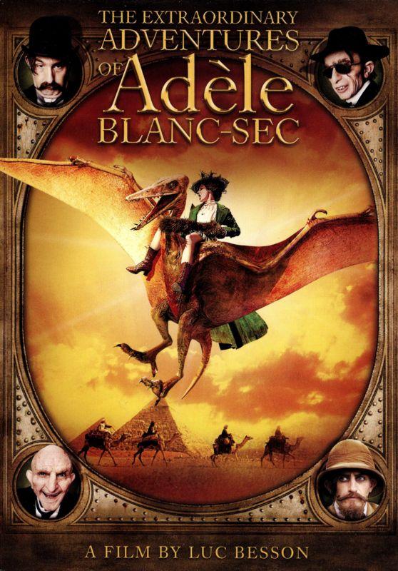 The Extraordinary Adventures of Adele Blanc-Sec [DVD] [2010] 21508206