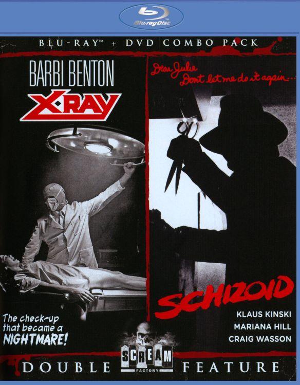 X-Ray/Schizoid [2 Discs] [Blu-ray/DVD] 21508215