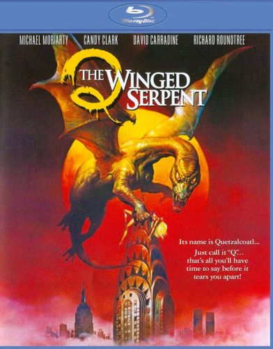 Q: The Winged Serpent [Blu-ray] [1982] 21508472