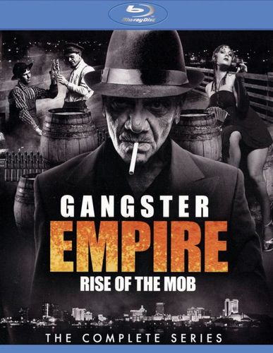 Gangster Empire: Rise of the Mob - The Complete Series [Blu-ray] 21510104
