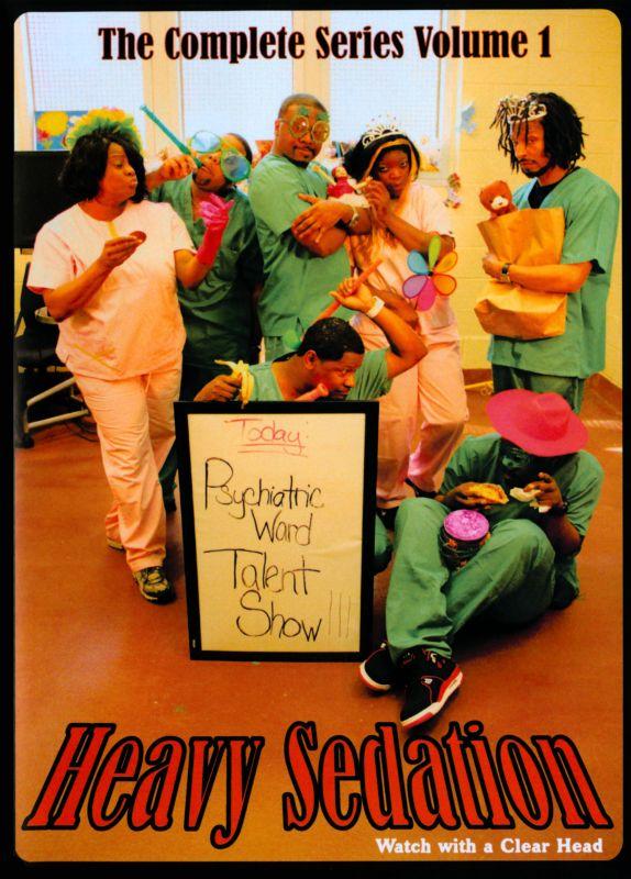 Heavy Sedation: The Complete Series, Vol. 1 [DVD] 21513129