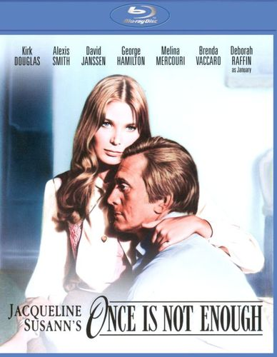 Once Is Not Enough [Blu-ray] [1975] 21513341