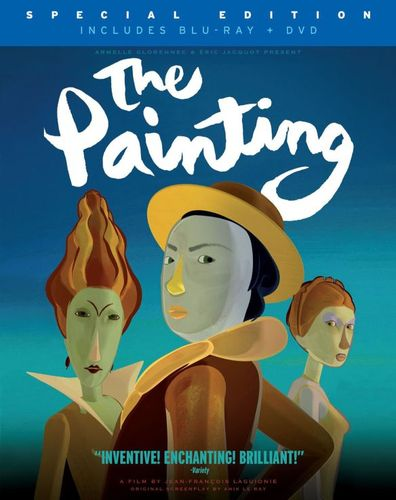 The Painting [2 Discs] [Blu-ray/DVD] [2011] 21517338