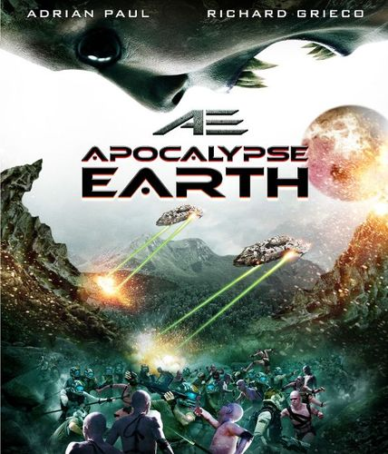 AE: Apocalypse Earth [Blu-ray] [2013] 21518203