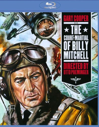 The Court Martial of Billy Mitchell [Blu-ray] [1955] 21519496