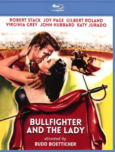 The Bullfighter and the Lady [Blu-ray] [1950] 21519511