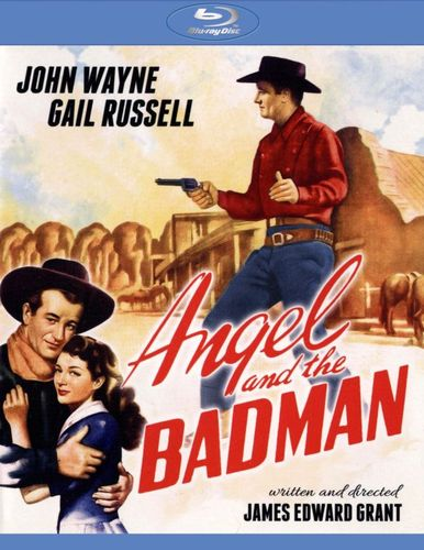 Angel and the Badman [Blu-ray] [1947] 21519557
