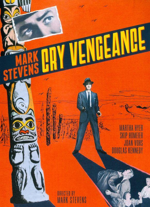 Cry Vengeance [DVD] [1954] 21522867