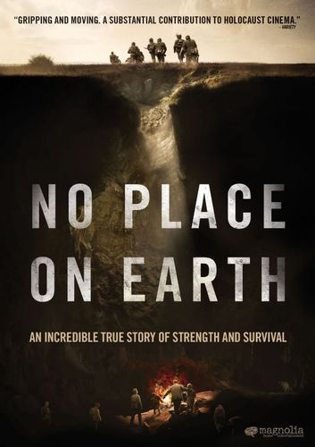 No Place on Earth [DVD] [2012] 21532406
