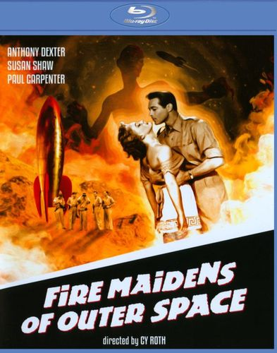 Fire Maidens of Outer Space [Blu-ray] [1956] 21538777