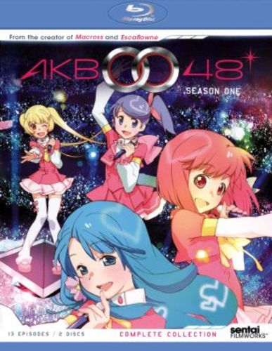 AKB0048: Season One Complete Collection [2 Discs] [Blu-ray] 21541228