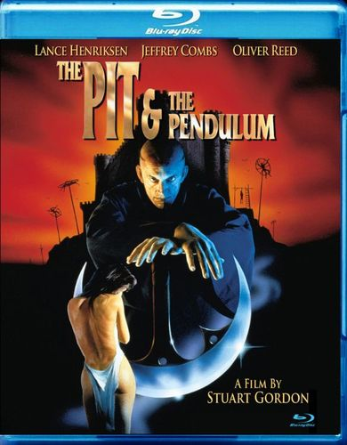 The Pit and the Pendulum [Blu-ray] [1991] 21541852