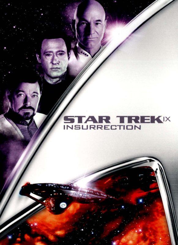 Star Trek: Insurrection [DVD] [1998] 21572045