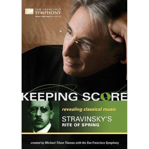 Stravinsky's Rite of Spring [Blu-Ray Disc] 21582991