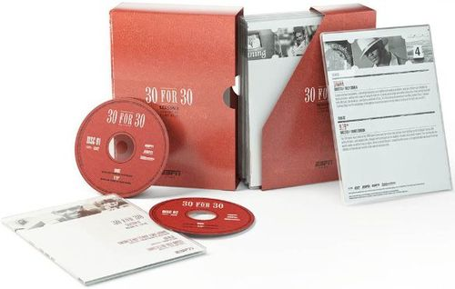 ESPN Films 30 for 30: Season II, Films 01-15 [6 Discs] [DVD] 21585798