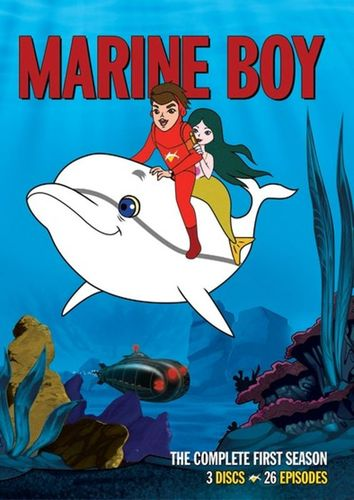 Marine Boy: The Complete First Season [3 Discs] [DVD] 21586175