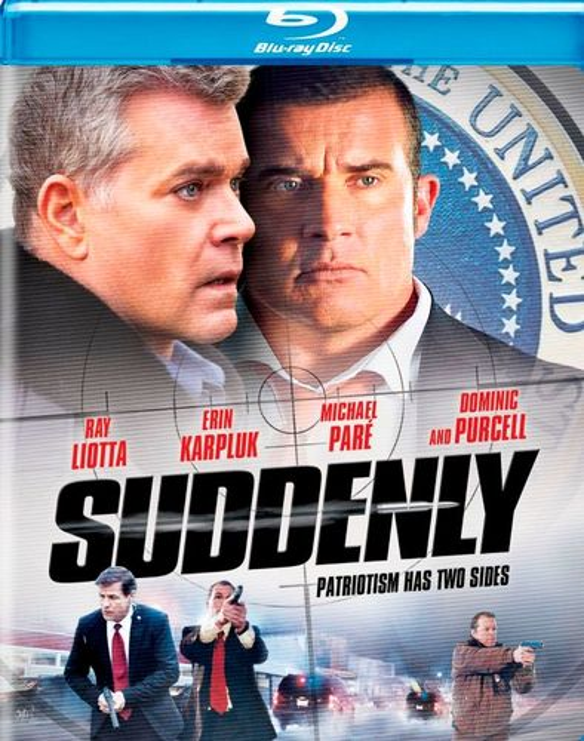 Suddenly [Blu-ray] [2013] 21593981