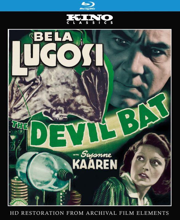 The Devil Bat [Blu-ray] [1941] 21608739