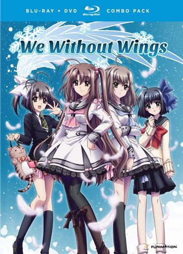 We Without Wings [Limited Edition] [4 Discs] [Blu-ray/DVD] 21614994