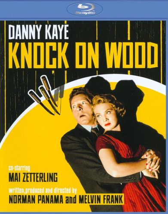 Knock on Wood [Blu-ray] [1954] 21615444