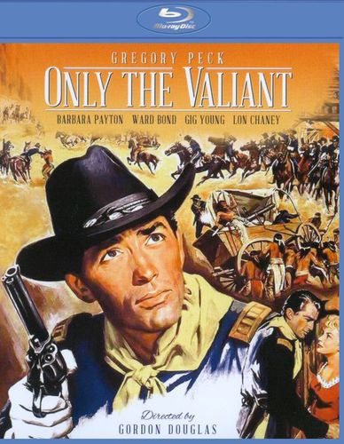 Only the Valiant [Blu-ray] [1950] 21615471