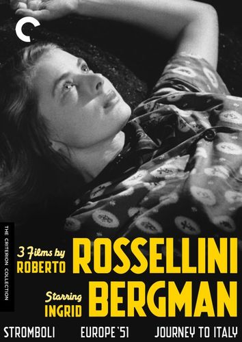 3 Films by Roberto Rossellini Starring Ingrid Bergman [Criterion Collection] [5 Discs] [DVD] 21616356