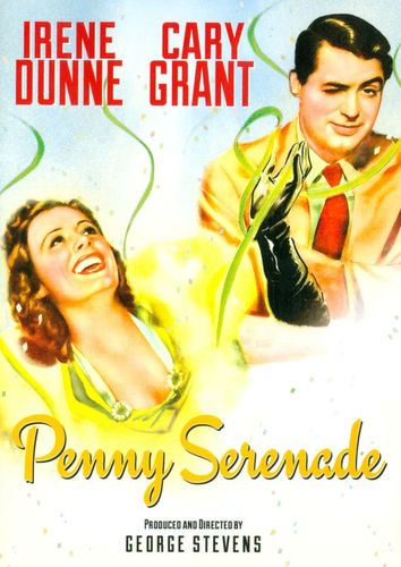 Penny Serenade [DVD] [1941] 21617106