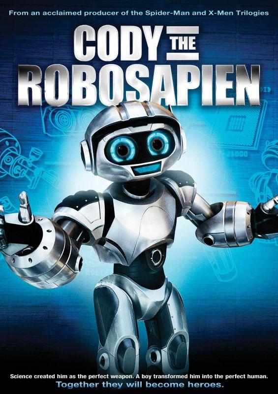 Cody the Robosapien [DVD] [2012] 21621297