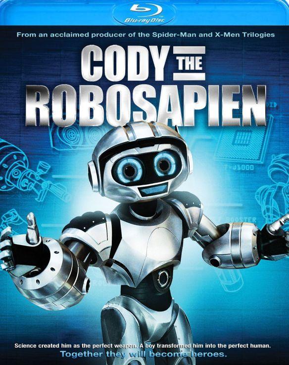 Cody the Robosapien [Blu-ray] [2012] 21621303