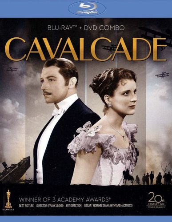 Cavalcade [2 Discs] [Blu-ray/DVD] [1933] 21621427