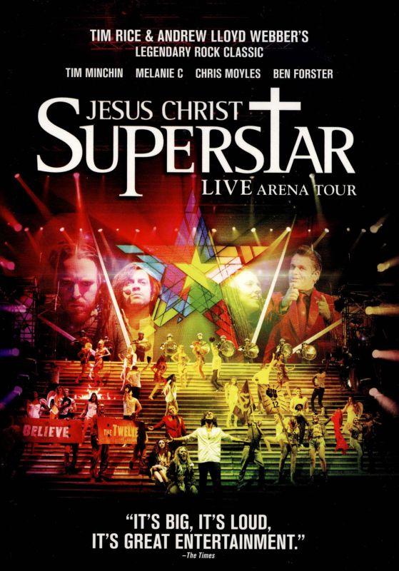 Jesus Christ Superstar: Live Arena Tour [DVD] [2012] 21623259