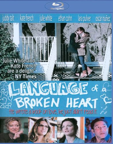 Language of a Broken Heart [Blu-ray] [2011] 21635509