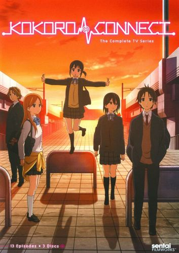 Kokoro Connect: TV Collection [3 Discs] [DVD] 21637146