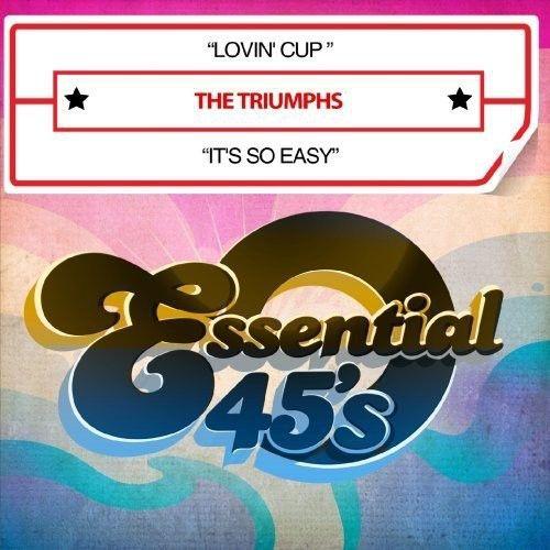 Lovin Cup/It's So Easy [CD] 21638233