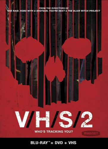 V/H/S/2 [2 Discs] [Blu-ray/DVD] [Includes VHS] [2013] 21645766